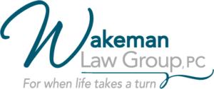wakeman logo with tag