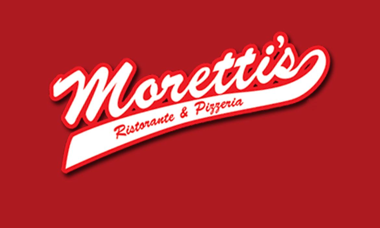 morettis logo