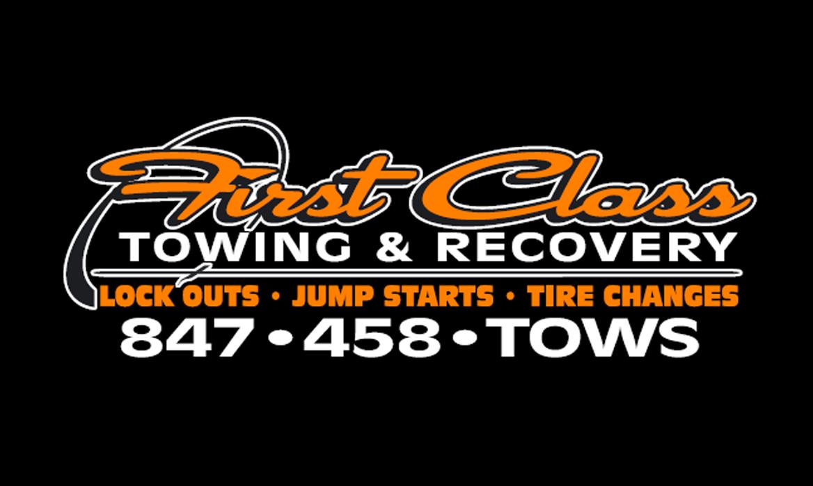 First Class Towing Logo